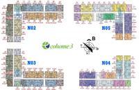 Chính chủ bán CC Ecohome3, 2605-N04: 59.1m2-giá 1ty150.LH O389l93082.