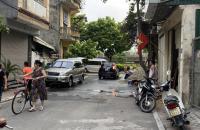[Nhanh tay] Em chân dài đường Chu Huy Mân,Long Biên hơn 50m2 cần đi ngay bao đẹp , bao rẻ📞