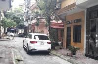 Nhà mới tại Nguyễn Chính, Ô tô đỗ cửa, 30m2 5 tầng, 2.65 tỷ.