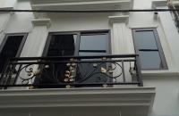 Bán nhà cách mặt Phố Văn Cao 15m, NHÀ MỚI, cách Hồ Tây 150m, DT 40m, 5 tầng, giá 5.3 tỷ, Quận Ba Đình, HN