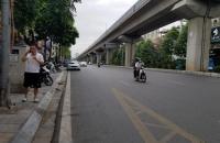 Mặt phố Quang Trung kinh doanh sầm uất, đắc địa hai mặt phố, 75m2, 4 tầng, giá 10 tỷ.