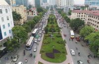 NGUYỄN CHÍ THANH MẶT PHỐ TRUNG TÂM DT 65M MT 6M.