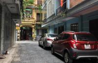 Bán nhà Quan Nhân Thanh Xuân 48m 4T ô tô KD, VP nhỉnh 5 tỷ