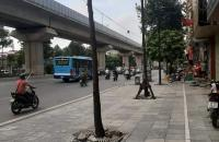 Bán nhà 5 tầng mặt phố Quang Trung, 40m2 giá 6.6 tỷ, vỉa hè 6m đắc địa.
