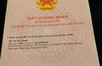 Chính chủ bán CHCC dự án Gelexia 885 Tam Trinh, Hoàng Mai, Hà Nội.