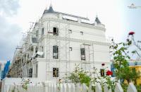 Ra mắt phân khu biệt thự lâu đài vị trí vàng trung tâm của trung tâm tại Võ Chí Công – Ciputra T11.2020