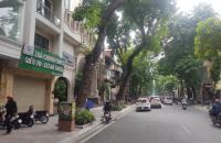 Bán nhà mặt phố Bà Triệu, 105m, mặt tiền 5m, 7 tầng thang máy, giá 68,5 tỷ.