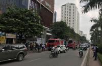 Bán nhà Hoàng Quốc Việt DT 61m 5 tầng MT 5m kinh doanh cực tốt giá 10.8 tỷ