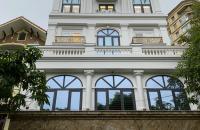 Bán tòa VP 9 tầng mặt phố Trần Vĩ - Lê Đức Thọ nhà mới xây dựng. GIÁ= 94tỷ