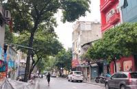 Bán nhà mặt phố Nguyễn Khuyến, 128m, mặt tiền 5,1m, giá 30,5 tỷ.