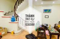 Nhà đẹp 45m2 phố Thái Thịnh, chỉ 30m ra phố, oto đỗ cửa, 5 phút Ngã Tư Sở