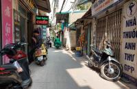 [NHÀ THẬT] Bán nhà mặt ngõ 296 Minh Khai, 50m2, lô góc, kinh doanh, nhỉnh 5 tỷ