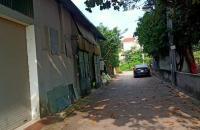 Bán đất  Nguyễn Văn Cừ,ngõ thông,ô tô qua nhà,77m,mt 6,1m,giá 5,65 tỷ.Lh:0989126619.