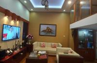 Nhà Kim Giang, Định Công Hạ, tặng nội thất, 40m, 5m ô tô tránh! 0916109644.