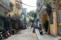 Bán Nhà Nguyễn An Ninh, Kinh Doanh, ô Tô Tránh 55m x 3 Tầng, Cách Phố 10m.