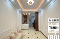 Chính chủ bán nhà mặt ngõ Đê La Thành, 20m ra Xã Đàn xây 5 tầng mới cứng 3,8 tỷ