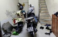 Cho thuê nhà 5 tầng 1 tum khép kín điều hoà nóng lạnh nội thất đầy đủ tại Tây Sơn