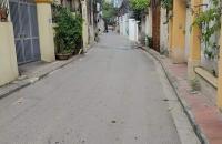 BÁN GẤP ĐẤT 35tr/m2 NGỌC TRÌ Long Biên, 110m2 MTx8.5m LH 0915877846