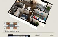 Chính chủ cần bán chung cư Thăng Long Capital - căn 2802-T4 gần Vinhome Smart City; liên hệ: ...