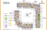 Mình bán căn 803 toà H3 đầy đủ đồ, CHCC Phúc Đồng, Long Biên, DT  69.19m2 giá 1 tỷ 490/ căn: 0961637026
