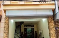 Bán nhà Đầm Trấu quận HBT phân lô oto 5 tầng MT5m giá 11ty 0389051886