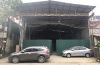 Cho thuê kho xưởng 280m2 mặt đường QL72 số 57 La Dương, Dương Nội, Hà Đông, Hà Nội.