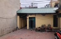 Cho thuê nhà ngói 3 gian có sân rộng, yên tĩnh tại Kiến Hưng, Hà Đông