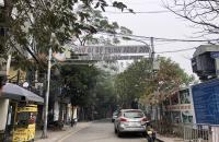 Bán nhà mặt phố Trịnh Công Sơn - Tây Hồ 80M nhỉnh 20 tỷ