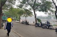 Bán nhà mặt phố Trịnh Cồng Sơn. Vỉa hè, View hồ, MT 5m, 75m2 24 tỷ