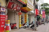 Bán nhà mặt phố Hà Huy Tập,Yên Viên (chẵn) 160m,4 tầng,mt 5m,giá 10,8 tỷ.Lh:0989126619.