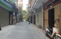 Bán nhà ngõ 49 Huỳnh Thúc Kháng,đường thông,ô tô tránh,kinh doanh,52m,5 tầng,11,8 tỷ.