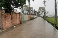 Bán đất bìa làng Phương Trạch, Vĩnh Ngọc 680m VIEW HỒ 80tr/m2.