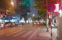 Bán nhà mặt phố Lê Thanh Nghị, Hai Bà Trưng 110m2 x 5T,nhỉnh 26 tỷ.Lh: 098.724.0775