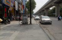 Cực rẻ, mặt phố Quang Trung, Hà Đông, 150m, MT 6m, C4, kinh doanh siêu đỉnh, vỉa hè đá bóng, giá ...
