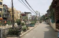 Cần bán mảnh đất Đa Sỹ 32m2 mặt tiền 4m, vài bước chân ô tô đỗ, 10m ra mặt phố.