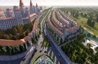 Bán biệt thự Sunshine Helios Ciputra mặt đường 40m và Nguyễn Văn Huyên giá tốt, vừa ở vừa kinh doanh