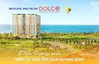 Bán căn hộ Biển cao cấp tại Đồng Hới, Quảng Bình giá chỉ 850 triệu. Lợi nhuận cho thuê gần 300tr/năm