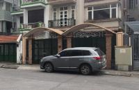 Biệt thự song lập – Khu VIP – Nguyễn Trãi – Hà Đông – 180m2 x4T – Gara ô tô.