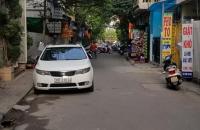 Bán nhà mặt ngõ 12 Nguyễn Văn Huyên, 65m x6T mặt tiền 5m đường có vỉ hè giá 13,5 tỷ
