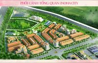 Bảng hàng và chính sách mới nhất nhất khu đô thị Inoha City Phú Xuyên