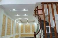 Nhà 4 tầng Đẹp Long Lanh Về Ở Ngay- Thoáng Trước Sau Tam Trinh Hoàng Mai.0982033824