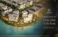 Cần bán biệt thự Song Lập PL3 mặt vườn hoa giá 8,7 tỷ diện tích 200m