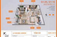 Trực tiếp Chủ đầu tư bán căn hộ cao cấp tại dự án #Le_Grand_Jardin – Khu đô thị Sài Đồng