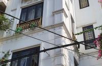 Bán nhà Trần Khát Chân, HBT 65mx7T thang máy, Gara, 0989191397