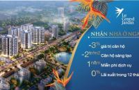(Cực hot),(Cực hot), chỉ 2,46 tỷ sở hữu căn 3 ngủ, 84m2  tại Le Grand Jardin – KĐT Sài Đồng, nhận