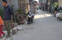 Bán đất lô góc ngõ 205 Phú Diễn, BTL 46m2 2MT là 4m và 12m đường 6m ô tô tránh gần hồ Phú Diễn