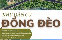 Đất Nền Sổ Đỏ Biển KDC Đồng Đèo '' SỔ ĐỎ TRAO TAY - VẬN MAY SẼ ĐẾN ''