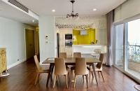 Cho thuê CCCC Golden Westlake 151 thuỵ khuê căn góc 225m 4PN 1 phòng làm việc view hồ tây