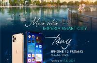 Imperia Smart City-Nhận ngàn quà tặng khi mua căn hộ 2PN+1 55m2 giá từ 2 tỷ
