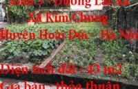 Đất thổ cư chính chủ Đường Lai Xá, Xã Kim Chung, Huyện Hoài Đức, Hà Nội